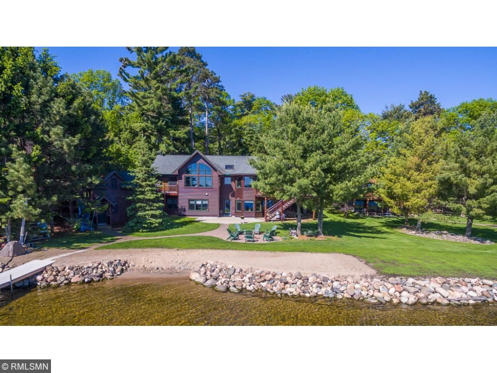 5855 Red Cedar Lodge Drive, Pine River, Minnesota