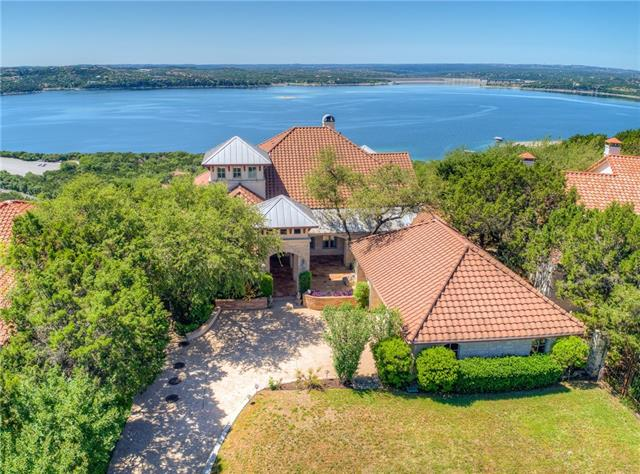 13903 Panorama DR, Lake Travis in Travis County, TX 78732 Home for Sale