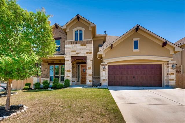 3120 Media DR, Cedar Park in Williamson County, TX 78641 Home for Sale