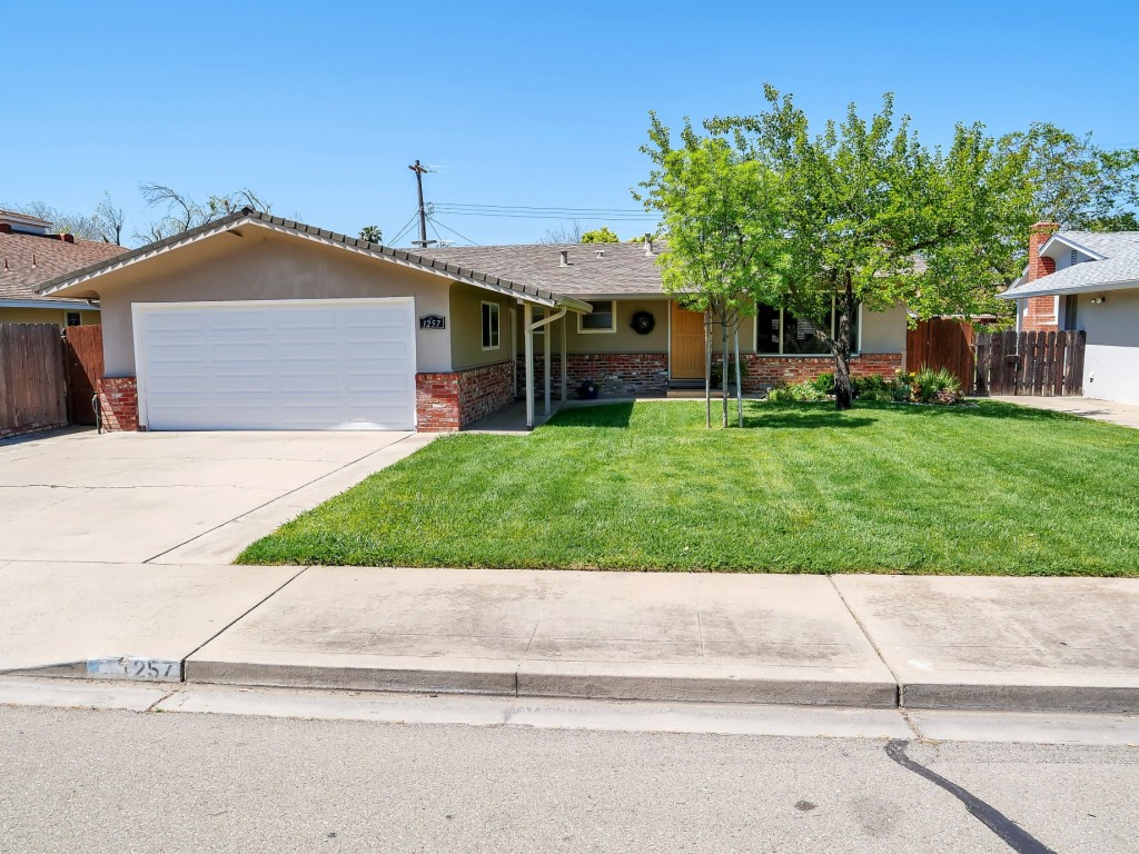 1257 S. Fairmont Avenue Lodi, CA 95240