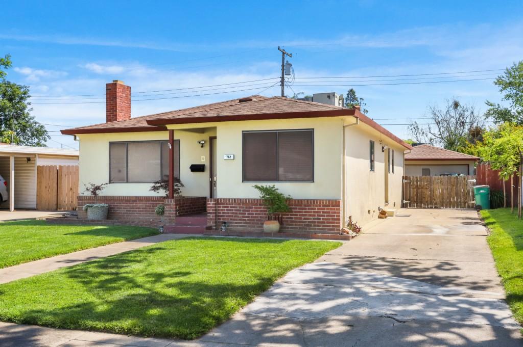 712 N. Crescent Ave. Lodi, CA 95240