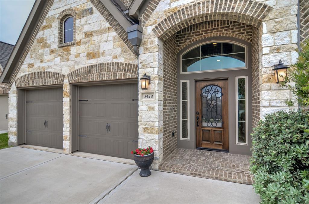 3420 Noble Terrace Lane Pearland, TX 77584