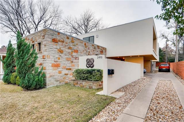 One of Austin - Mueller 3 Bedroom Homes for Sale at 2410 Sharon LN A