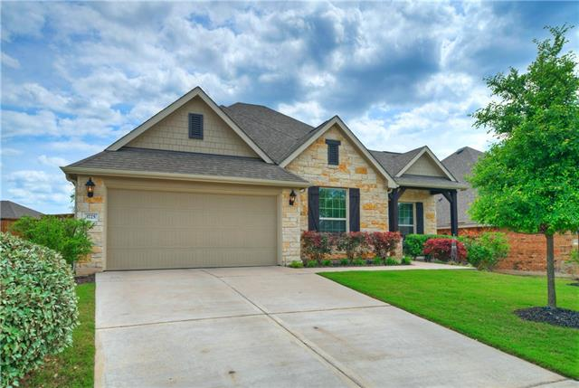 3725 Ashbury RD, Round Rock in Williamson County, TX 78681 Home for Sale