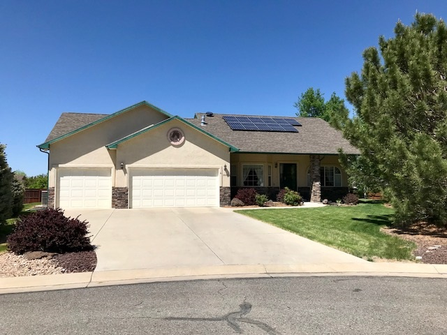 206 1/2 Chipeta Pines Court, Grand Junction in Mesa County, CO 81503 Home for Sale