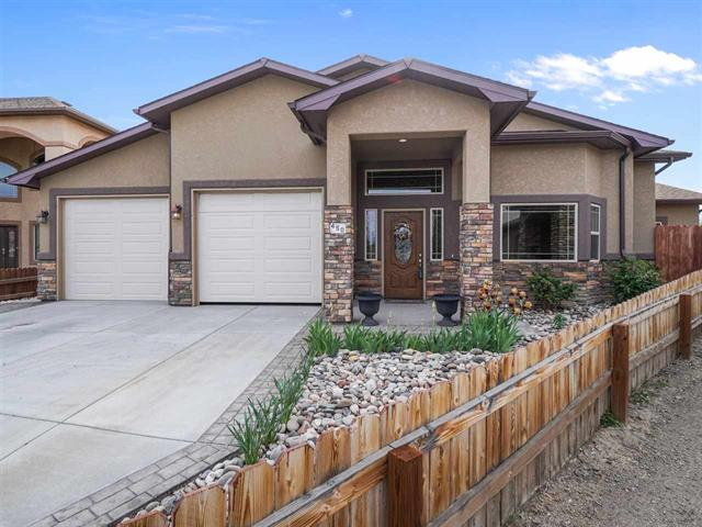 450 Chatfield Lane, Grand Junction in Mesa County, CO 81504 Home for Sale