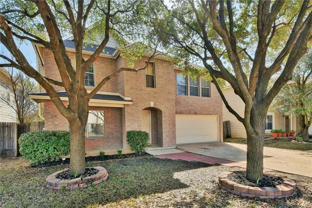 1417 Balsam WAY, Round Rock in Williamson County, TX 78665 Home for Sale