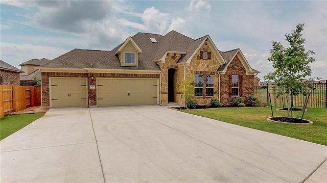 3445 Francisco WAY, Round Rock in Williamson County, TX 78665 Home for Sale