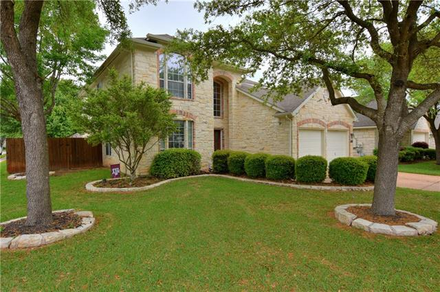 2138 Woodston DR, Round Rock in Williamson County, TX 78681 Home for Sale
