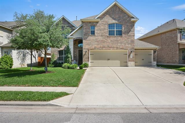 802 S Frontier LN, Cedar Park in Williamson County, TX 78613 Home for Sale