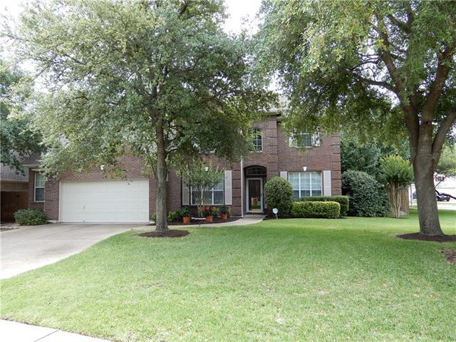 1602 Michael Robert WAY, Cedar Park in Williamson County, TX 78613 Home for Sale