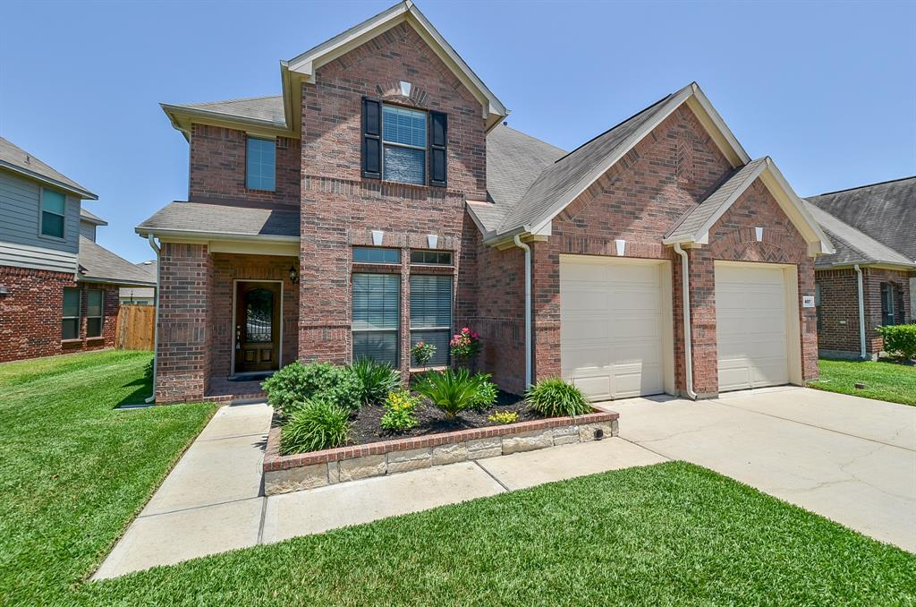 4607 Ferndale Meadows Drive, Katy in Fort Bend County, TX 77494 Home for Sale