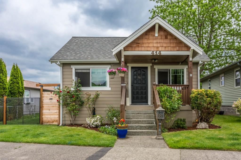 414 Burnett Ave N., Renton, Washington
