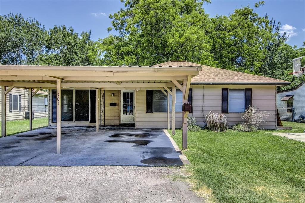 401 Farrer Street Angleton, TX 77515