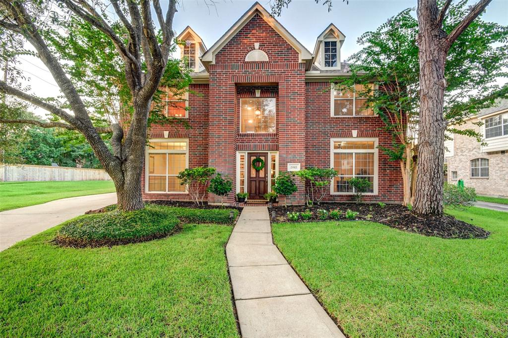 23322 Greenrush Drive, Katy in Fort Bend County, TX 77494 Home for Sale