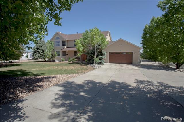 Custom Built property for sale at 15380 Ironton Street, Brighton Colorado 80602