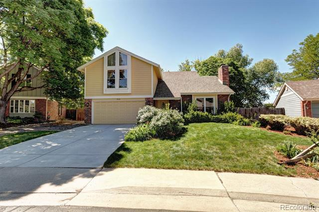 8648 East Otero Circle, one of homes for sale in Centennial