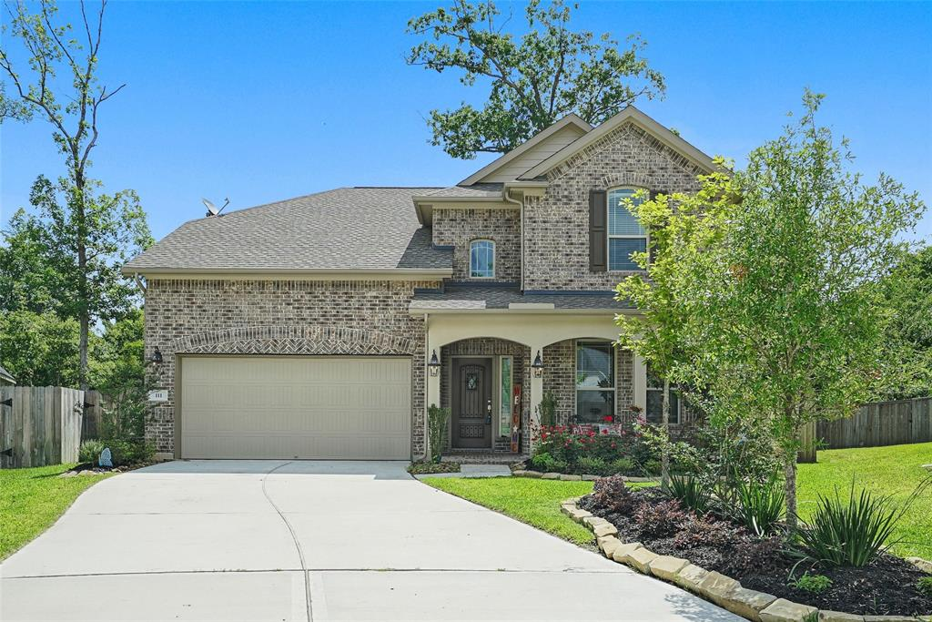 111 Cadence Court, Montgomery in Montgomery County, TX 77316 Home for Sale