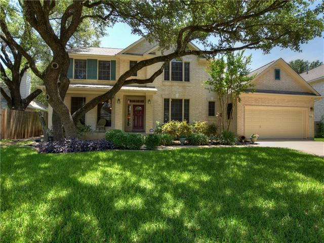 6004 SPINDLE TOP TER, Round Rock in Williamson County, TX 78681 Home for Sale