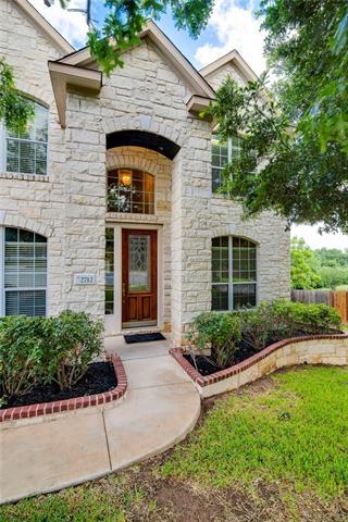 2712 Vinwood CV, Round Rock, Texas