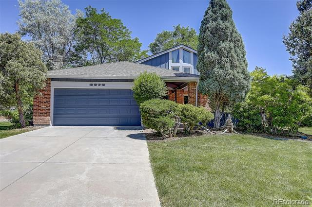 8076 South Willow Court, one of homes for sale in Centennial