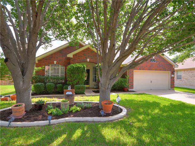 7006 Albacete LN, Round Rock in Williamson County, TX 78681 Home for Sale