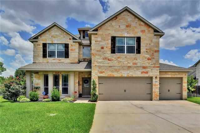 4401 Angelico LN, Round Rock in Williamson County, TX 78681 Home for Sale