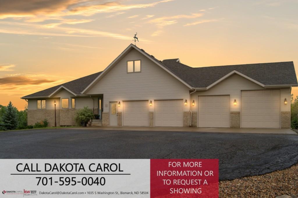 4444 Glenwood Drive, Bismarck, North Dakota