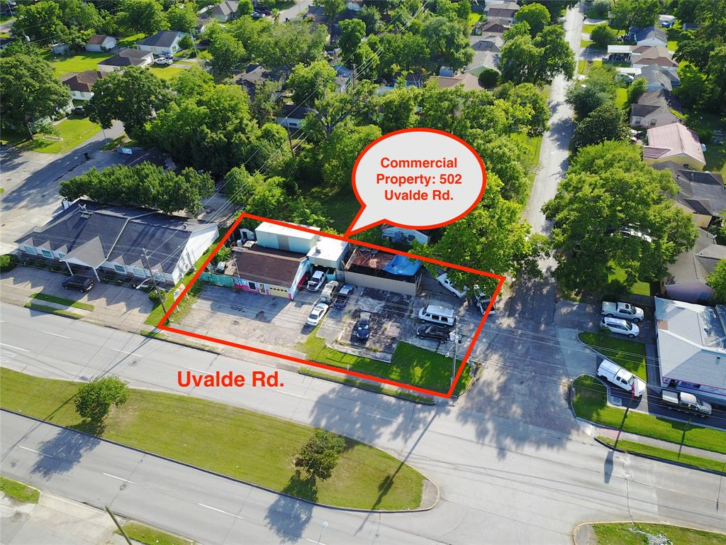 502 Uvalde Street Houston, TX 77015