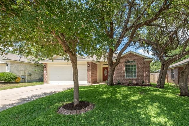 3625 Spring Canyon TRL, Round Rock in Williamson County, TX 78681 Home for Sale