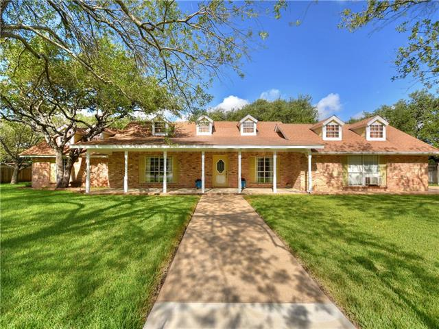 2804 Live Oak ST, Round Rock in Williamson County, TX 78681 Home for Sale