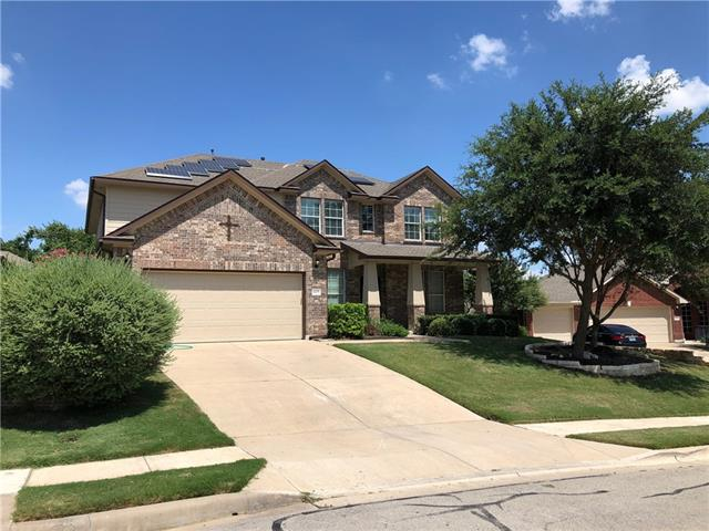 1425 Short Horn CV, Round Rock in Williamson County, TX 78665 Home for Sale