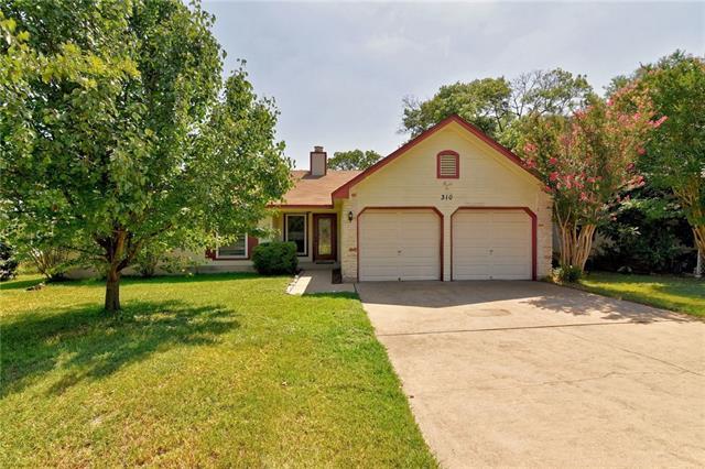 310 Twin Oak TRL, Cedar Park, Texas