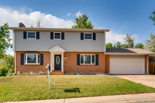 One of Centennial 4 Bedroom Homes for Sale at 957 East Davies Avenue