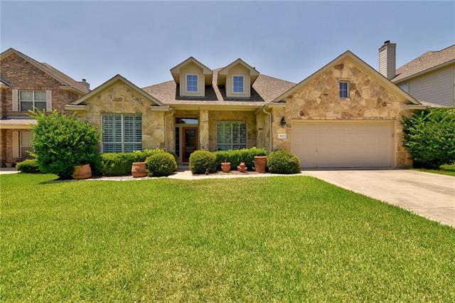 One of Cedar Park 4 Bedroom Homes for Sale at 1109 Lynsenko DR