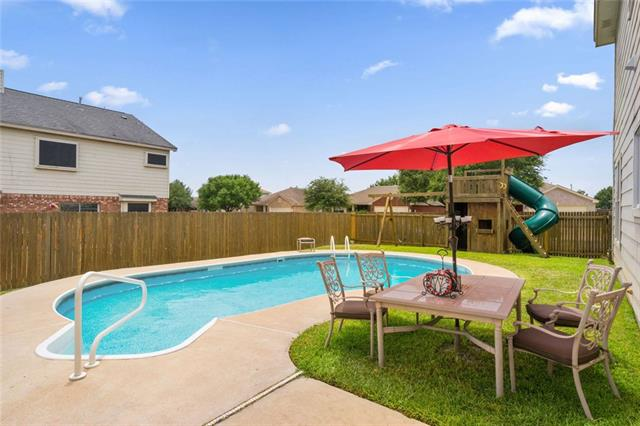 901 Mohican ST, Round Rock in Williamson County, TX 78665 Home for Sale
