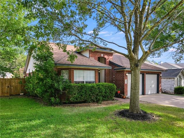 2405 Roundabout LN, Round Rock in Williamson County, TX 78664 Home for Sale