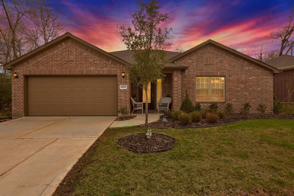 11609 Redbird Lane, Montgomery in Montgomery County, TX 77356 Home for Sale