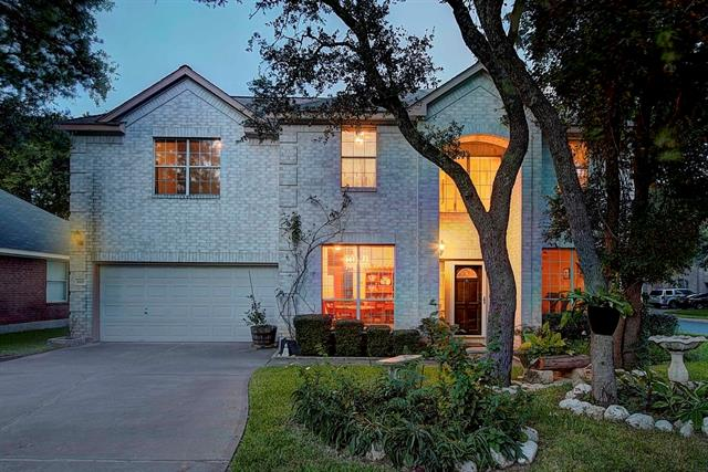 8100 Miller Falls DR, Round Rock in Williamson County, TX 78681 Home for Sale