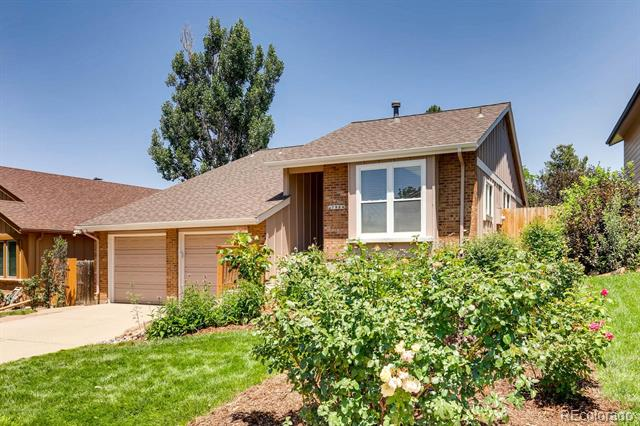 One of Centennial 3 Bedroom Homes for Sale at 7964 South Trenton Street