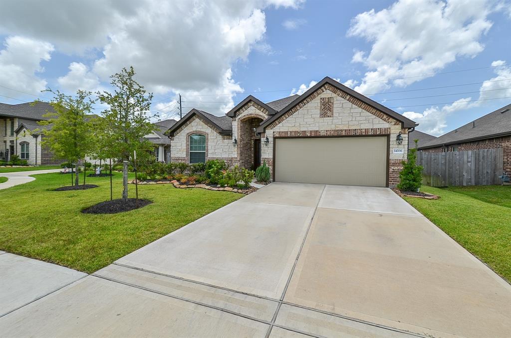 14706 E Bekapark Court, Cypress, Texas