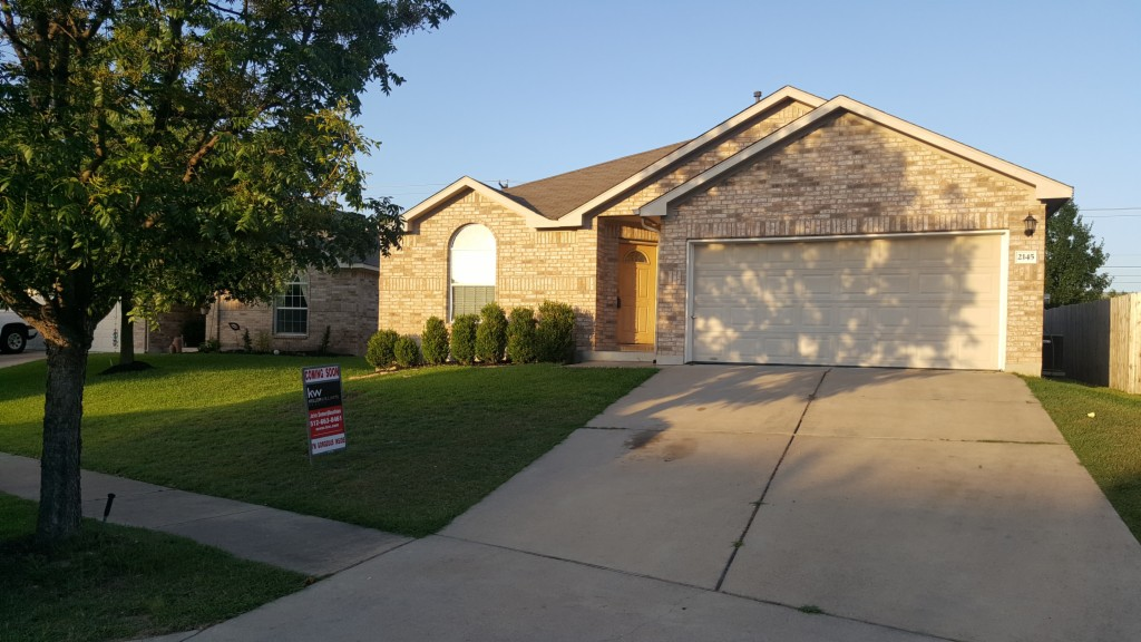 2145 Rachel Lane, Round Rock in  County, TX 78664 Home for Sale
