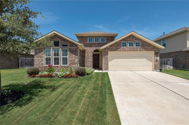 3716 Rams Horn WAY, Round Rock in Williamson County, TX 78665 Home for Sale
