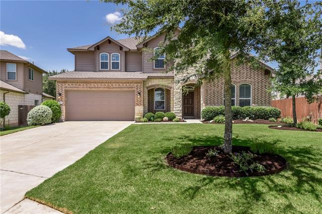 119 Paul Azinger DR, Round Rock in Williamson County, TX 78664 Home for Sale