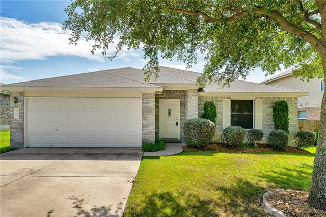 1217 Kenneys WAY, Round Rock in Williamson County, TX 78665 Home for Sale