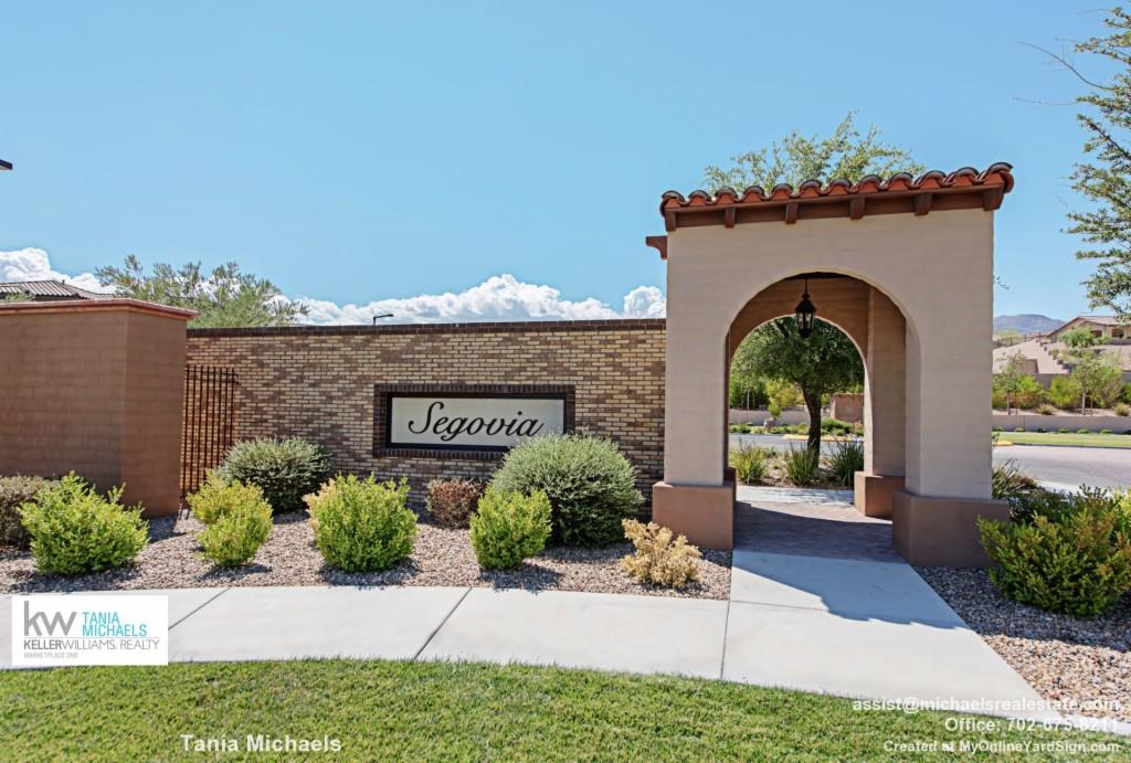 12228 Nasino Avenue Las Vegas, NV 89138