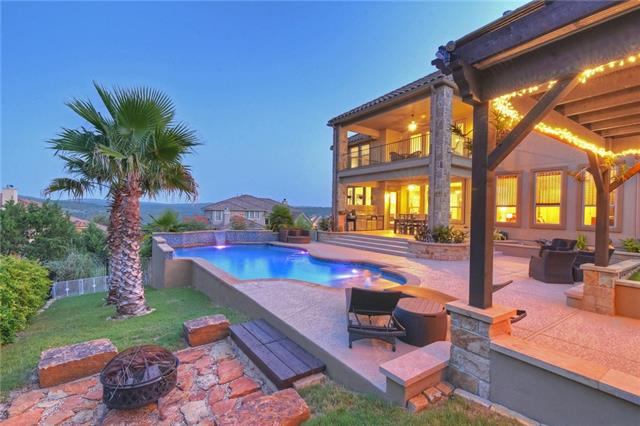 1405 University Club DR, Lake Travis in Travis County, TX 78732 Home for Sale