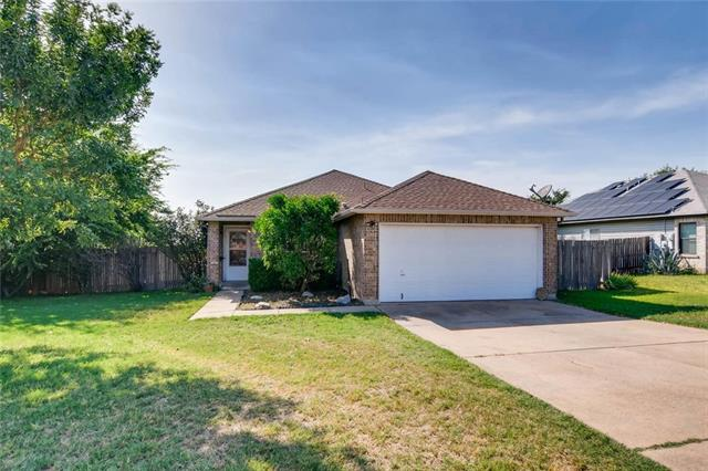 2932 Donnell DR, Round Rock in Williamson County, TX 78664 Home for Sale