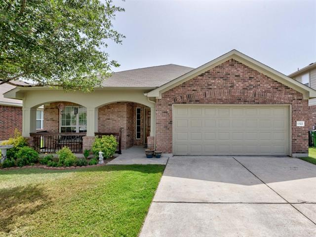 1322 Rainbow Parke DR, Round Rock in Williamson County, TX 78665 Home for Sale