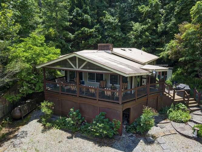 134 E Reece Creek Rd, Blairsville in Union County, GA 30512 Home for Sale